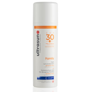 ULTRASUN FAMILY SPF 30 - SUPER SENSITIVE(울트라썬 패밀리 SPF 30 - 수퍼 센서티브 150ML)