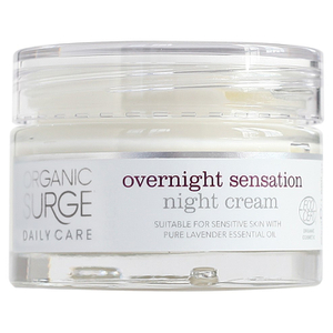 Crema de noche Daily Care Overnight Sensation de Organic Surge (50 ml)