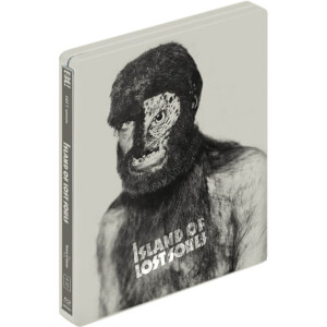 Island of lost Souls - Steelbook Edition (UK EDITION)