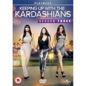 Keeping Up With The Kardashians - Seizoen 3