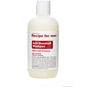 Recipe for Men - Anti-Schuppen-Shampoo 250 ml