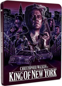 The King of New York (Arrow Video) Steelbook de Edición Limitada (Blu-ray y DVD)