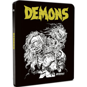 Demons 1 and 2 - Limited Edition Steelbook (UK EDITION)