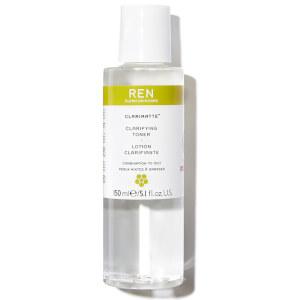 REN Clarimatte™ oczyszczający tonik do twarzy