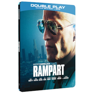 Rampart Limited Edition Steelbook (UK EDITION)