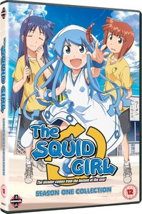 Squid Girl - Seizoen 1