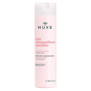 NUXE Eau Demaquillante Micellaire Micellar Cleansing Water -misellivesi (200ml)