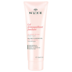 NUXE Gel Demaquillant Fondant - Melting Cleansing Gel (125ml)