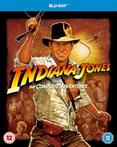 Indiana Jones 1-4 - Alle Abenteuer