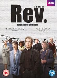 Rev - Seizoen 1 en 2