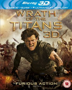 Wrath of Titans 3D