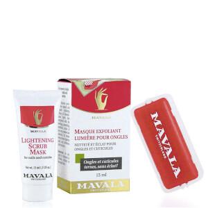 Mavala Lightening Nail Scrub Mask (15ml)