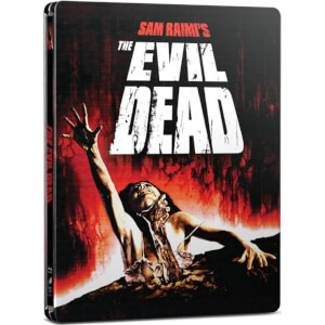 The Evil Dead - Steelbook Edition (UK EDITION)