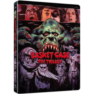Basket Case: The Trilogy - Limited Steelbook Edition (UK EDITION)
