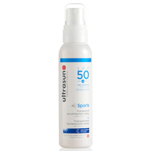 Loción en Spray Ultrasun FPS50 Sports Spray (150ml)
