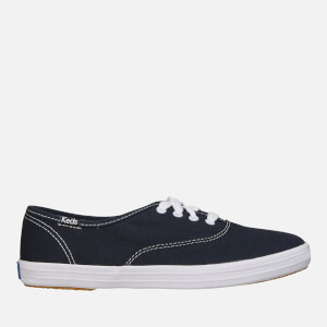 Keds Women's Champion CVO Core Canvas Trainers - Navy