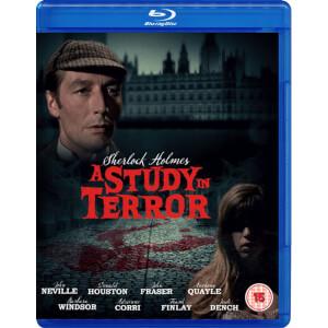A Study in Terror (1965) - Sherlock Holmes