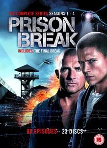 Prison Break - Seizoen 1-4
