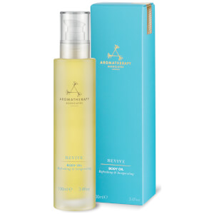 Aromatherapy Associates Revive Morning Massage & Body Oil -hieronta- ja vartaloöljy