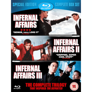 Infernal Affairs Trilogie