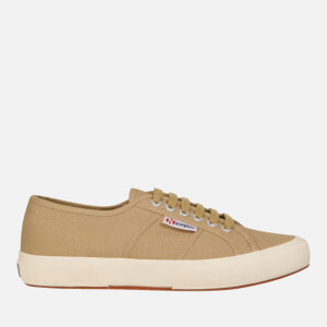 Superga Men's 2750 Cotu Classic Trainers - Camel