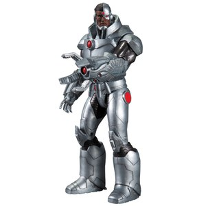 DC Comics New 52 Cyborg Action Figure (Aug120305)