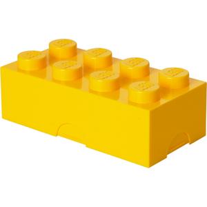 Lunch Box Boîte à Déjeuner Lego -Jaune