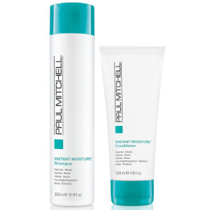 Paul Mitchell Instant Moisture Duo - Shampoo & Conditioner