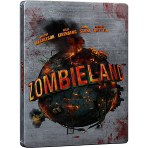 Zombieland - Steelbook Edition (Includes UltraViolet Copy) (UK EDITION)