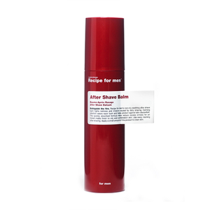 Recipe for men After Shave Balm (3.4oz)