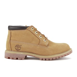 Timberland Women's Nellie Double Waterproof Chukka Boots - Wheat