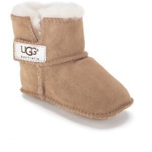 UGG Babies' Erin Suede Pre-Walker Boots - Chestnut: Image 2