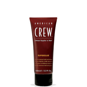 Cera de fijación American Crew Superglue (100 ml)