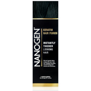Nanogen Hair Thickening Fibres Black (30 g)