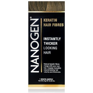 Nanogen Hair Thickening Fibres Light Brown (15 g)
