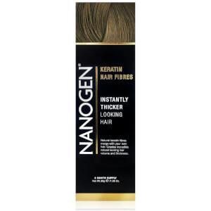 Nanogen Hair Thickening Fibres Light Brown (30 g)