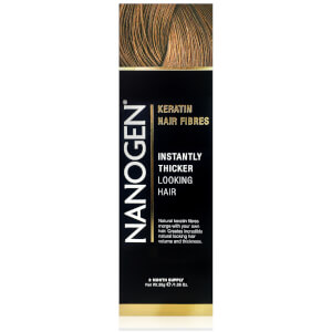 Fibres ultra-fines Nanogen couleur cannelle (30 g)