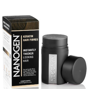 Nanogen Hair Thickening Fibres Light Blonde (15g)