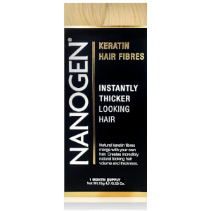 Nanogen Hair Thickening Fibres Light Blonde (15 g)