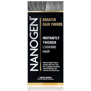Nanogen Hair Thickening Fibres Gray (15g)