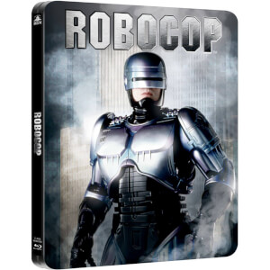 Robocop - Limited Edition Steelbook (Includes DVD)