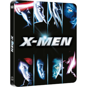 X-Men - Limited Edition Steelbook (Includes DVD) (UK EDITION)