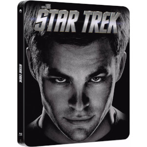 Star Trek XI - Zavvi UK Exclusive Limited Edition Steelbook