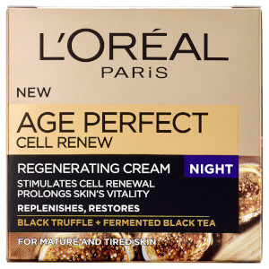 L'Oréal Paris Dermo Expertise Age Perfect Cell Renew Advanced Restoring Night Cream (50ml)