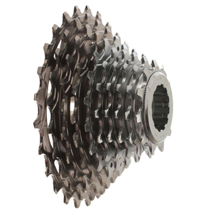 Campagnolo Record 10 Speed Ultra-Drive Cassette - Silver