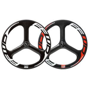 Fast Forward 3 Spoke TT/Tri Tubular Front Wheel