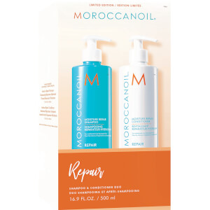 Moroccanoil Moisture Repair Shampoo & Conditioner Duo (2x500ml)