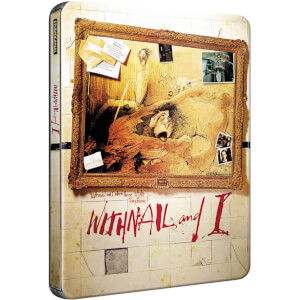 Withnail and I - Zavvi Exclusive Limited Edition Steelbook - Double Play (Blu-Ray and DVD)