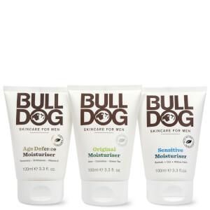 Mega Creme Hidratante de Cuidado Natural da Bulldog