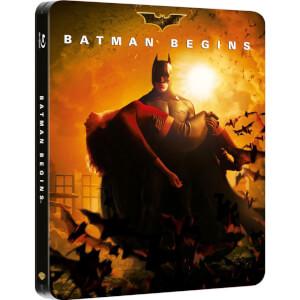 Batman Begins - Limited Edition Steelbook